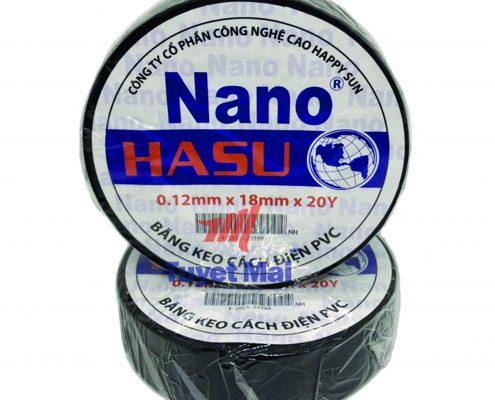 băng keo điện nano hasu